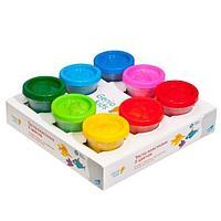 Набор для детской лепки  «Тесто-пластилин 8 цветов»