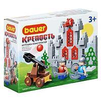 """Bauer: Конструктор """"Крепость"""" с катапультой"""