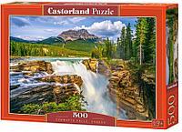 Castorland: Пазлы Водопады Сануэпта, Канада 500эл.