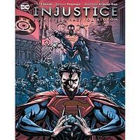 Тэйлор Т.: Injustice. Боги среди нас. Год второй. Книга 1