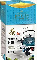"HYTON Китайский чай зеленый ""С Мятой"" 100г"