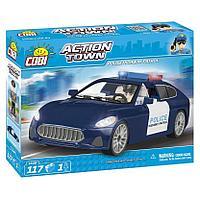 COBI: Полицейская патрульная машина, 117 дет.