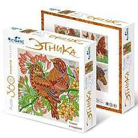 Origami: Арт-терапия.Цветная Серия. Пазл.360Эл.Птицы.+плакат.04134