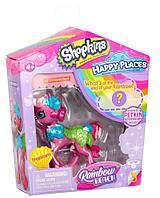 Moose: Shopkins. Игровой набор с пони Happy Places Тропикорн
