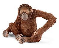 Schleich: Орангутан, самка