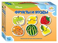 "Step Puzzle: Напольный пазл ""Фрукты и ягоды"""