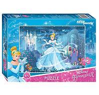 "Step Puzzle: Пазлы ""Золушка - 2"" 104эл."