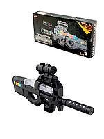 Игрушечное оружие Бластер звук свет/игрушка автомат/P 90