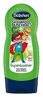 """Buebchen: Шампунь для мытья волос и тела для детей """"Супергерой"""", 230 мл"""