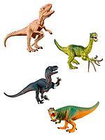 XGL: Игр.н-р Динозавры, 4 шт.