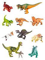 XGL: Игр.н-р Динозавры, 10 шт.
