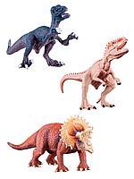 XGL: Игр.н-р Динозавры, 3 шт, 870-7