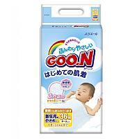 Goon: Подгузники 1.8-3кг для маловесных новорожденных SSS 36 шт