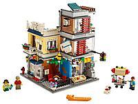 LEGO: Зоомагазин и кафе в центре города CREATOR 31097