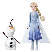 Disney Frozen: ИГР. НАБ. ХОЛОДНОЕ СЕРДЦЕ 2 ЭЛЬЗА И ОЛАФ