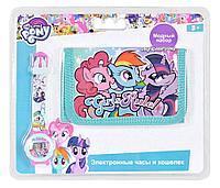 My Little Pony: Часы и кошелёк (модный набор)