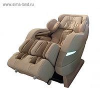 Массажное кресло GESS-792 Rolfing, электрическое, 3D массаж, 5 программ, бежевое