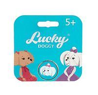 Lucky doggy: Кольцо с Мальтезе