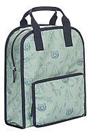Рюкзак/ рюкзак детский/ рюкзак для мальчика/ рюкзак школьный/ Amsterdam Large. Woodland