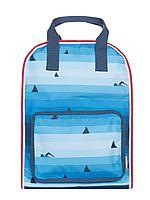 Рюкзак/ рюкзак детский/ рюкзак школьный/ Amsterdam Large. Shark Attack