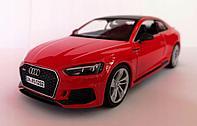 BBURAGO: 1:24 Audi RS 5 Coupe (2019)