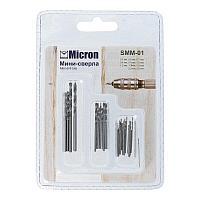 Мини-сверла d от 0.5 до 2.5 мм
