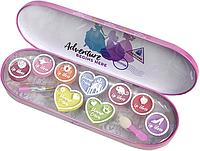 Markwins: Princess Игровой набор детской декоративной косметики для лица в пенале мал.