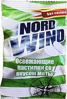 Пастилки Nord Wind без сахара с витамином С со вкусом мяты 25г, фото 1