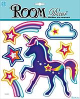 Room Decor: Единорог эффект неон