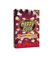"""Попкорн """"Happy Corn"""" для СВЧ - со вкусом чёрной смородины 100г"""