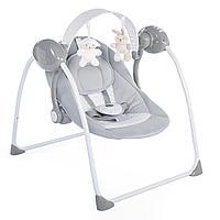 Chicco: Кресло-качалка Relax & Play Cool Grey