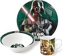 Набор посуды Звездные Войны Реальность (3 предмета, под.уп.)