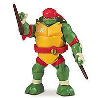 TMNT: Rise of the Turtles. Фигурка Раф в атаке с разворота 15 см