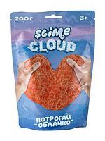 Слайм Cloud-slime Рассветные облака с ароматом персика, 200 г.