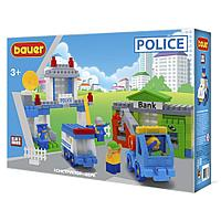 """Bauer:  Конструктор """"Полиция"""" Ограбление банка"""