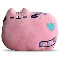 Подушка декоративная PUSHEEN 35x27 см. Розовая