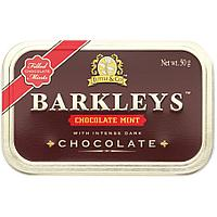 Драже шоколадное Barkleys Chocolate Mint 50г
