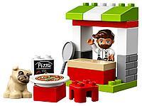 LEGO: Киоск-пиццерия DUPLO 10927