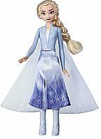 Disney Frozen: Кукла ХОЛОДНОЕ СЕРДЦЕ 2 Сверкающее платье
