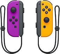 Nintendo Switch Joy-Con Controller Pair Neon Purple/Neon Orange