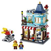 LEGO: Городской магазин игрушек CREATOR 31105