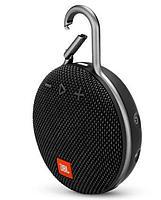 Портативная акустика JBL Clip 3 (черная)