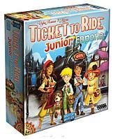 Мир Хобби: Ticket to Ride Junior - Европа