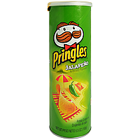 Чипсы Pringles Jalapeno 158г