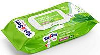 Yokosun: Влажные салфетки Eco 100 шт