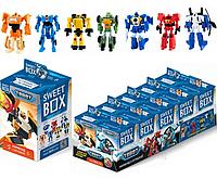 """Sweet Box Мармелад с игрушкой """"Tobot"""""""