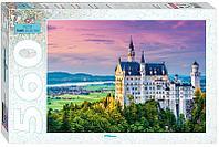 """Step Puzzle: Пазлы """"Бавария. Замок"""" 560 дет."""