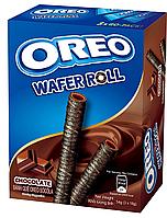 Вафельные трубочки Oreo Wafer Roll Chocolate 54г