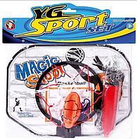 """YG Sport: Игр. Набор """"Баскетбол"""", подвесной"""