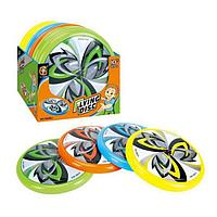 "YG Sport: Фрисби "" Flying Disc"", 25 см., цвет в ассорт., 24 шт."